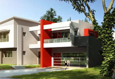Woodlands Residence 2014
