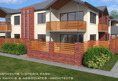 6 Townhouses Duncan St Victoria Park