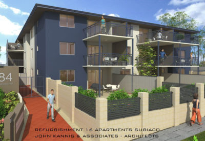 18 Apartments – Subiaco