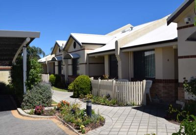 15 Seniors Units – Bunbury