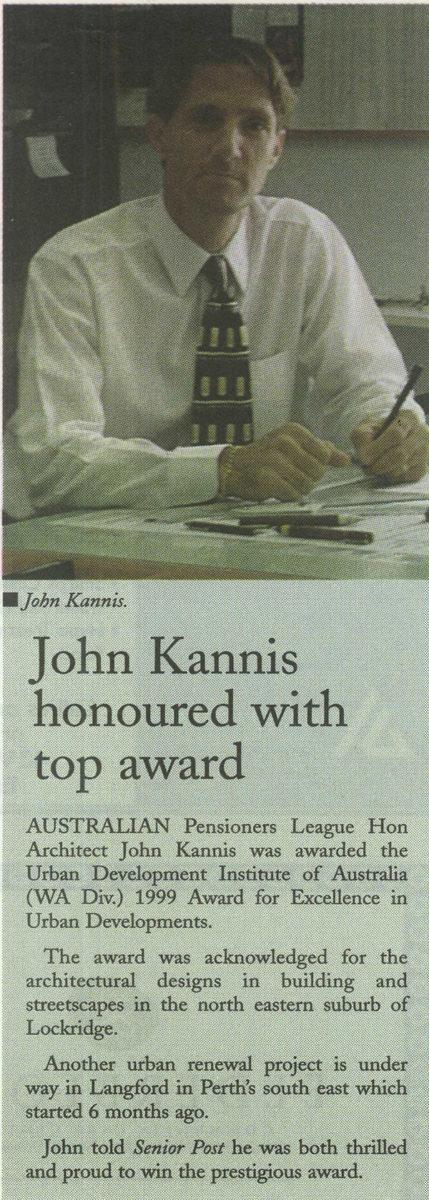 JK Award