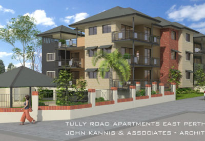 Tully Rd Apartments – East Perth