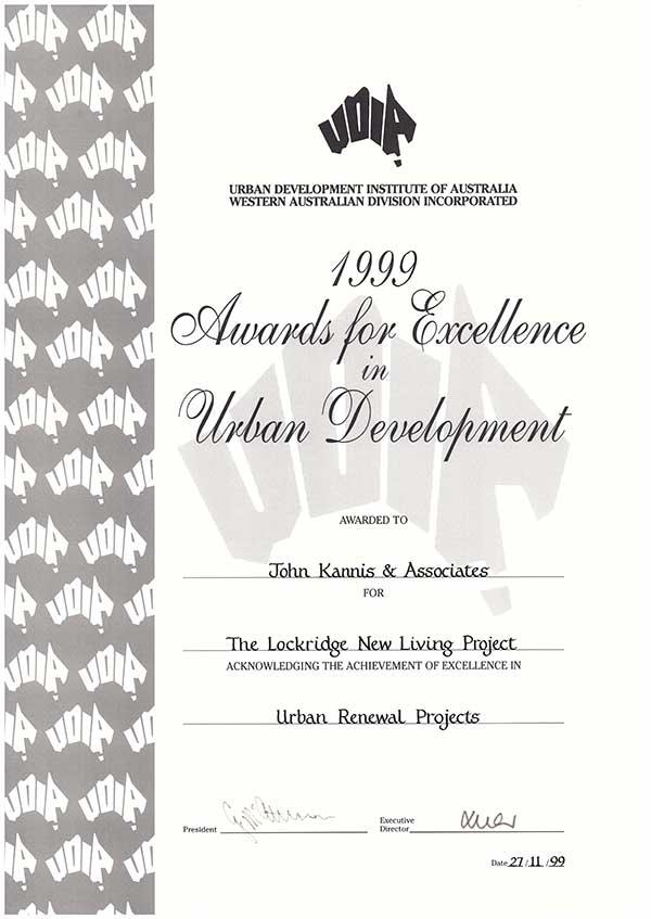 UDIA 1999